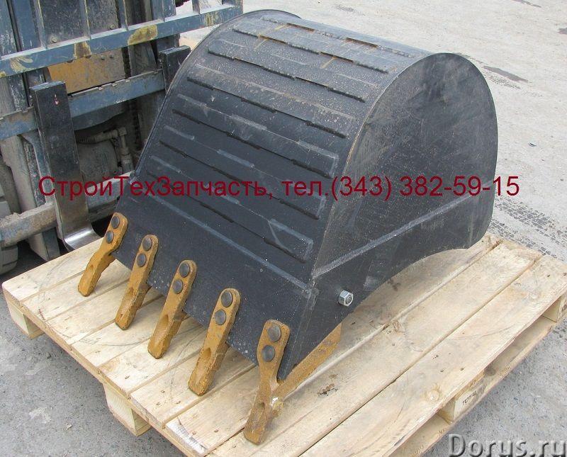 Ковш задний Caterpillar 428E 432E - Запчасти и аксессуары - Продаем ковши задние для экскаваторов -..., фото 4