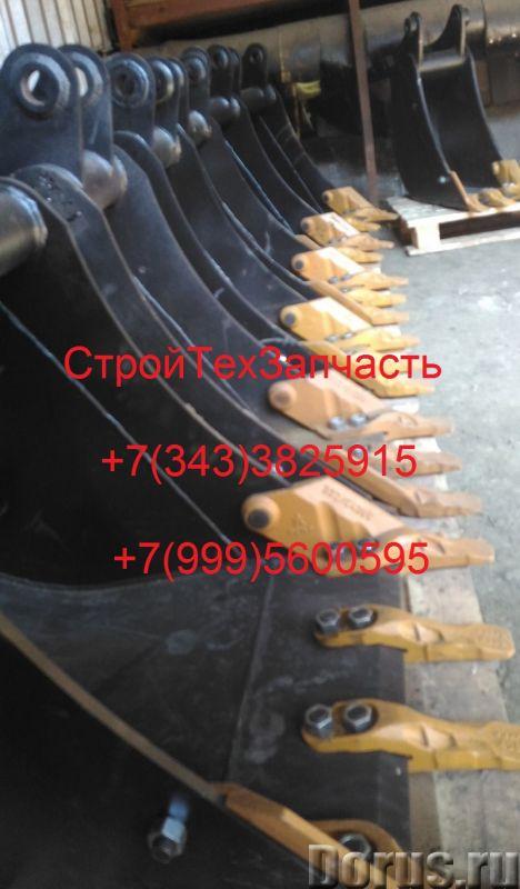 Ковш задний Caterpillar 428E 432E - Запчасти и аксессуары - Продаем ковши задние для экскаваторов -..., фото 5
