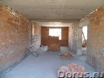 1 мкр продается 2-комн. кв-ра в строящемся доме, 3/5 эт кирпич, 72/37/16 кв. м. состояние после - По..., фото 1